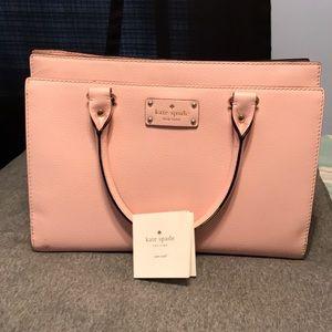 Kate Spade Wellesly Durham Bag
